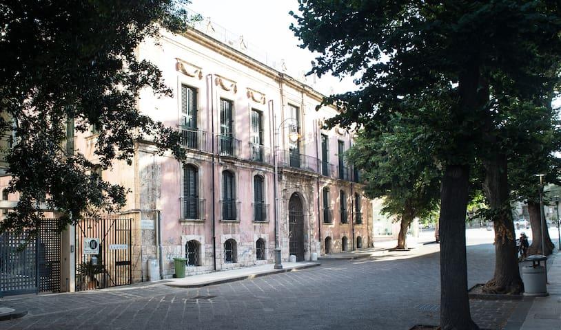 Messina的民宿