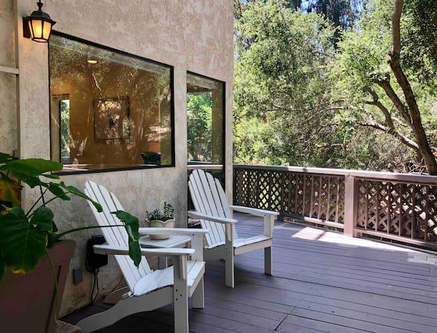 Montecito Secluded Serene Retreat