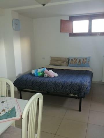 拉奎拉的民宿
