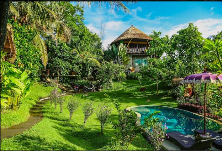 Balian Beach的民宿