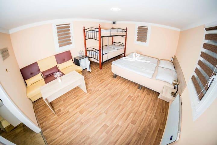 Lanškroun的民宿
