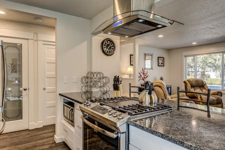 Luxury living located by the Historic Depot.