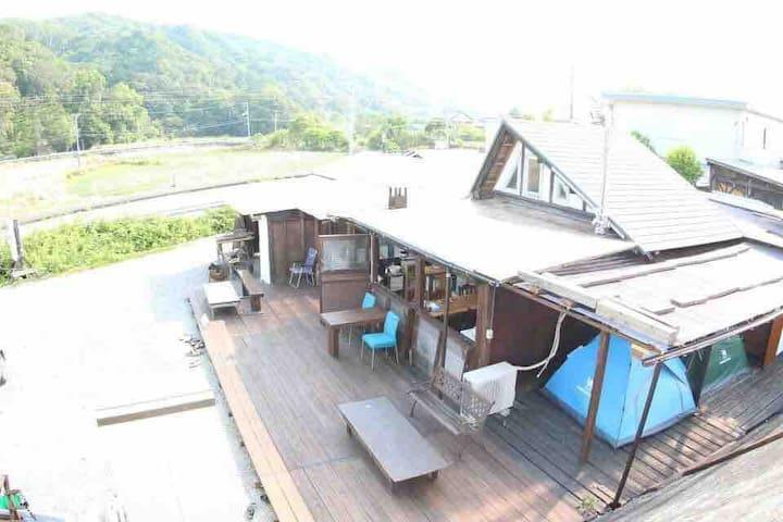 Kaiyō, Kaifu District的民宿