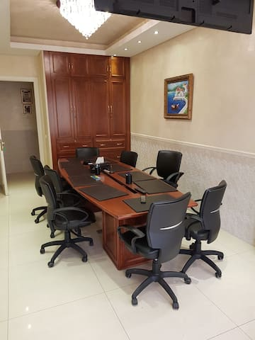 Office meeting space for High end meetings