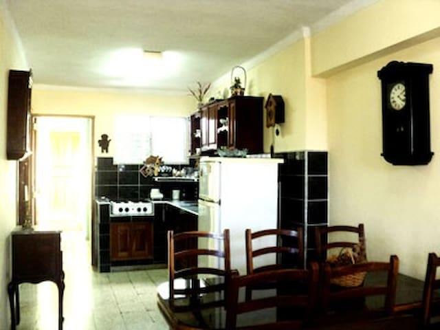 特立尼达岛的民宿