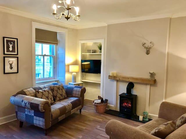 爱丁堡的民宿