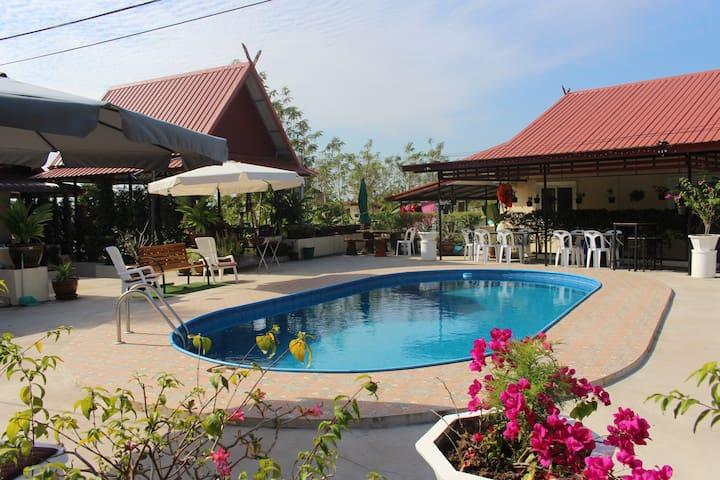 Tambon Chiang Wang的民宿