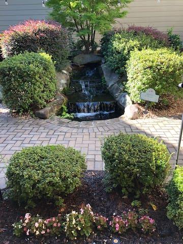 The Secret Garden In the City