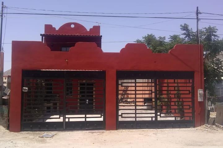 San Felípe的民宿