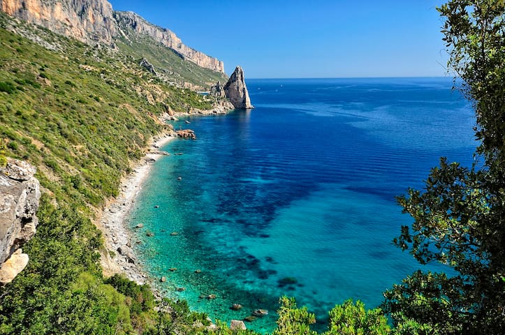 Sardinia Navarrese holiday seaside