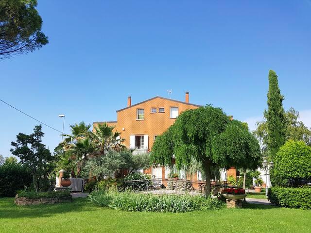 Cattolica的民宿