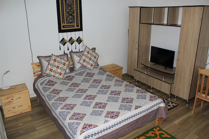 Jalal-Abad的民宿