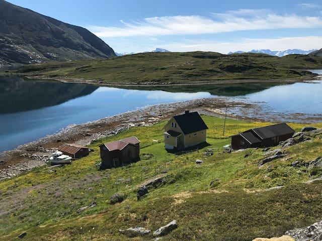 Hasvik的民宿
