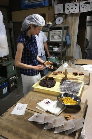 奈良县的体验