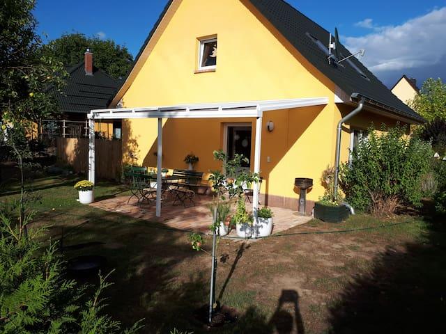 Hanshagen的民宿
