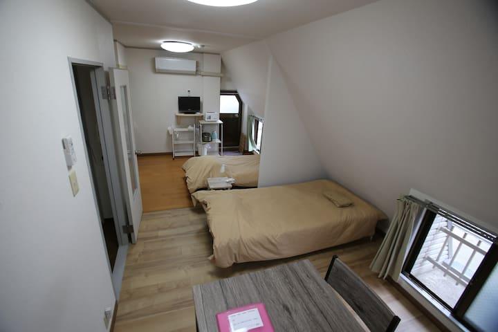 大阪市的民宿