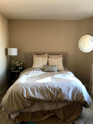 Beautiful Master Bedroom in Downtown DC Shared Apt
