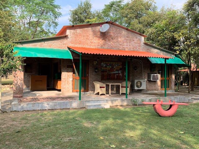 Tiba Nangal的民宿