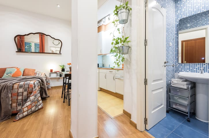 La Latina- Small Charming Studio