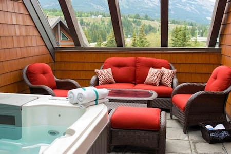 Amazing Penthouse-Private Hot Tub #1 of 5 (403)