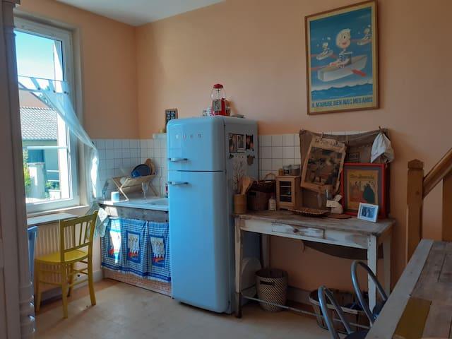 Tourouvre au Perche的民宿