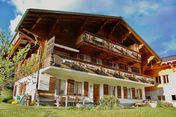 Gstaad的民宿
