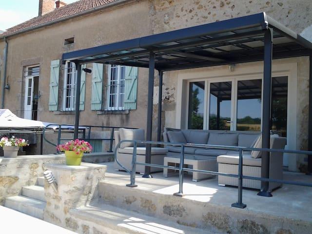 Marigny-sur-Yonne的民宿