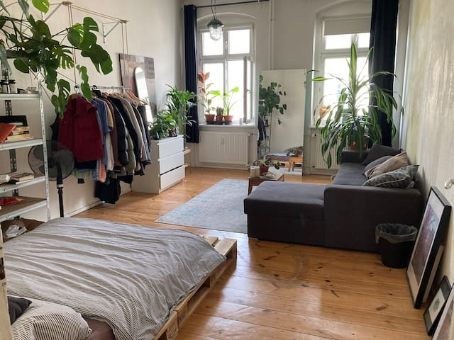 Huge & Cozy Room in the Heart of Friedrichshain