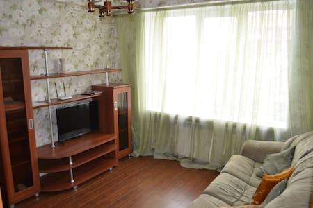 Однокомнатная уютная квартира после ремонта