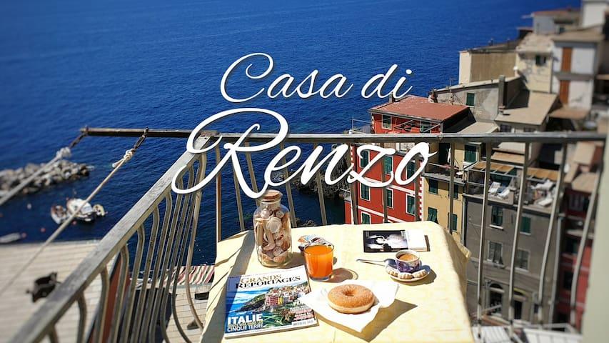 Casa di Renzo - Romantic Apartment with Sea-view