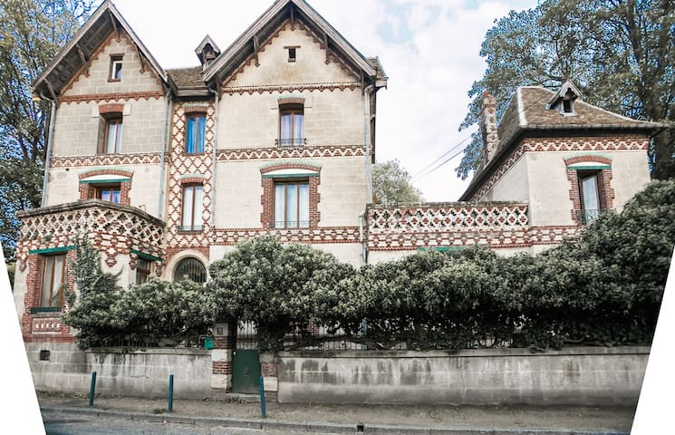 Le Prieure Gisors France