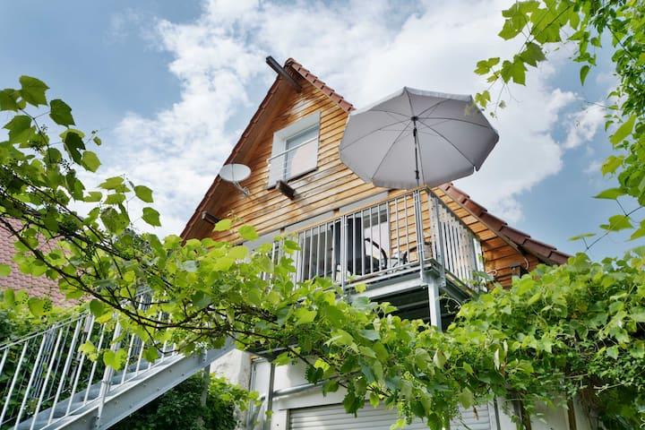 Weingarten (Baden)的民宿