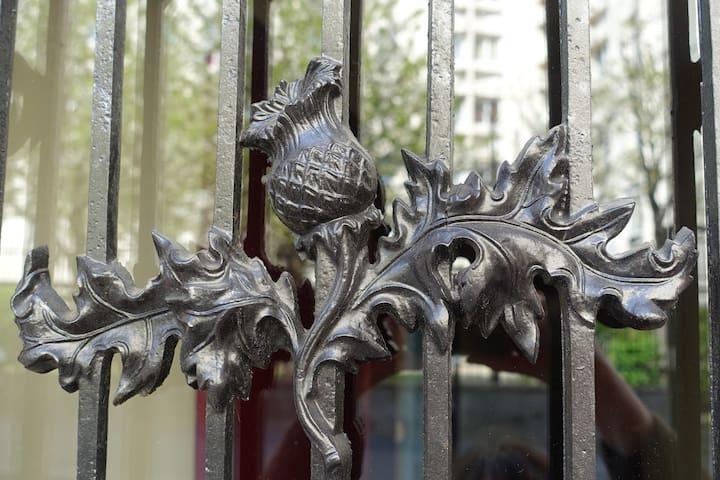 """Chambre d'hôtes """"Le Chardon de Belleville"""""""