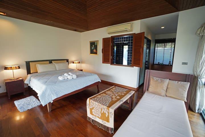 Bang Pramong的民宿