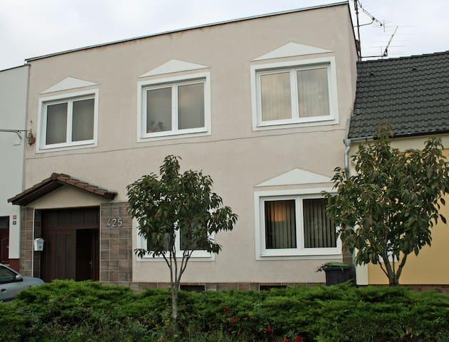 Kyjov的民宿