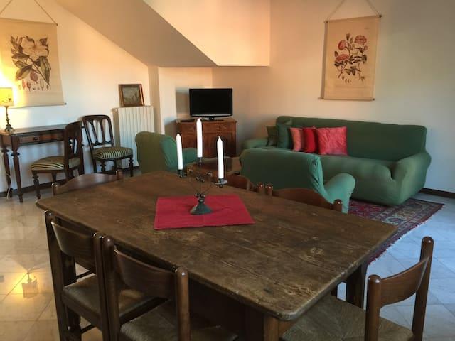 Lessinia apartment Verona
