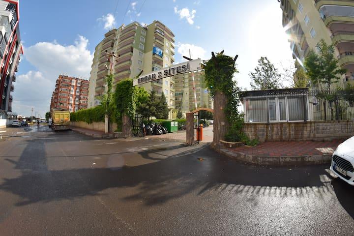 Diyarbakır的民宿