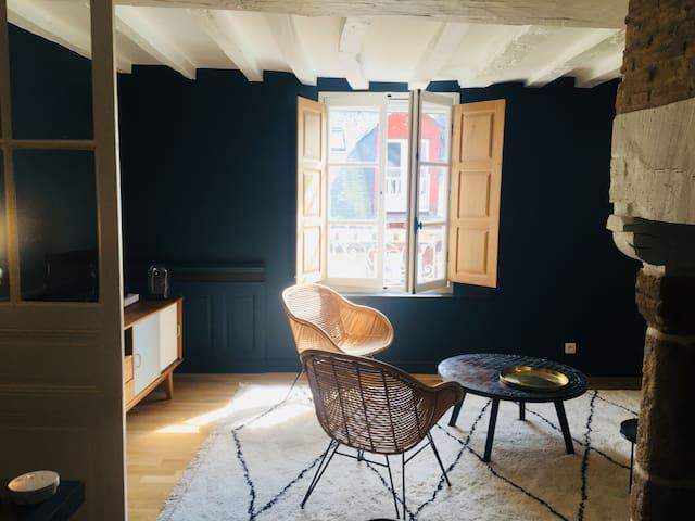 Le Saint-Michel au cœur de Rennes