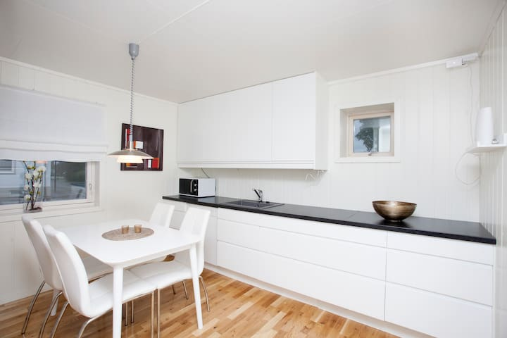 Flott leilighet i Bodø sentrum m/ gratis parkering