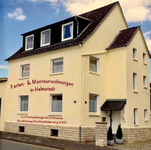 Helmstedt的民宿