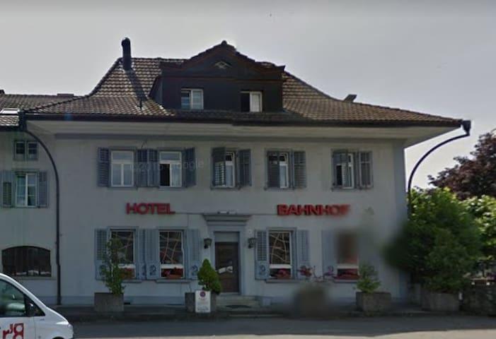 Hotel Zimmer 01