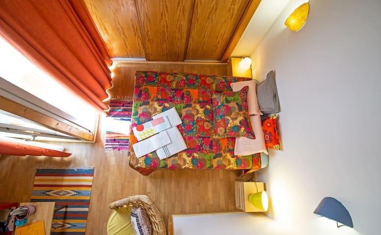 A Casa da Ana,um loft especial na alma da cidade!