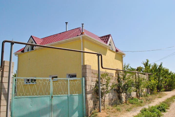 Staryy Oskol的民宿