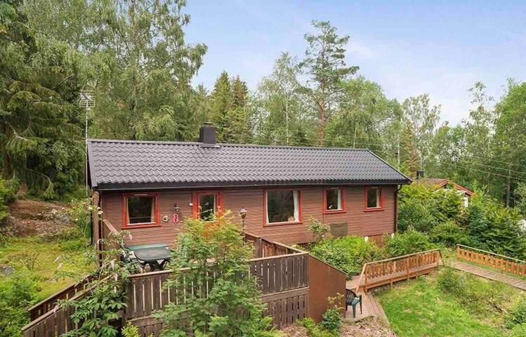 Indre Østfold的民宿