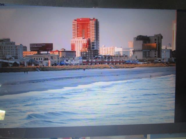 大西洋城的民宿