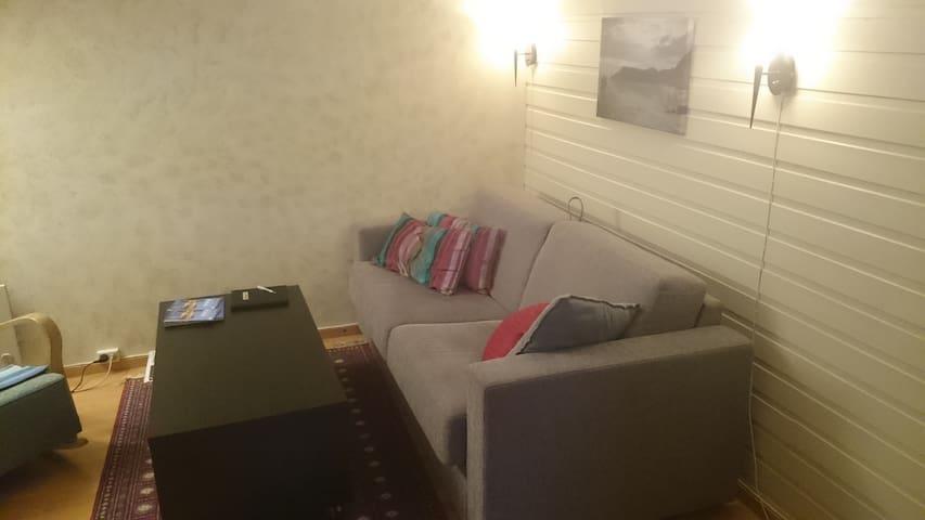Cozy private basement apartment/sous sol