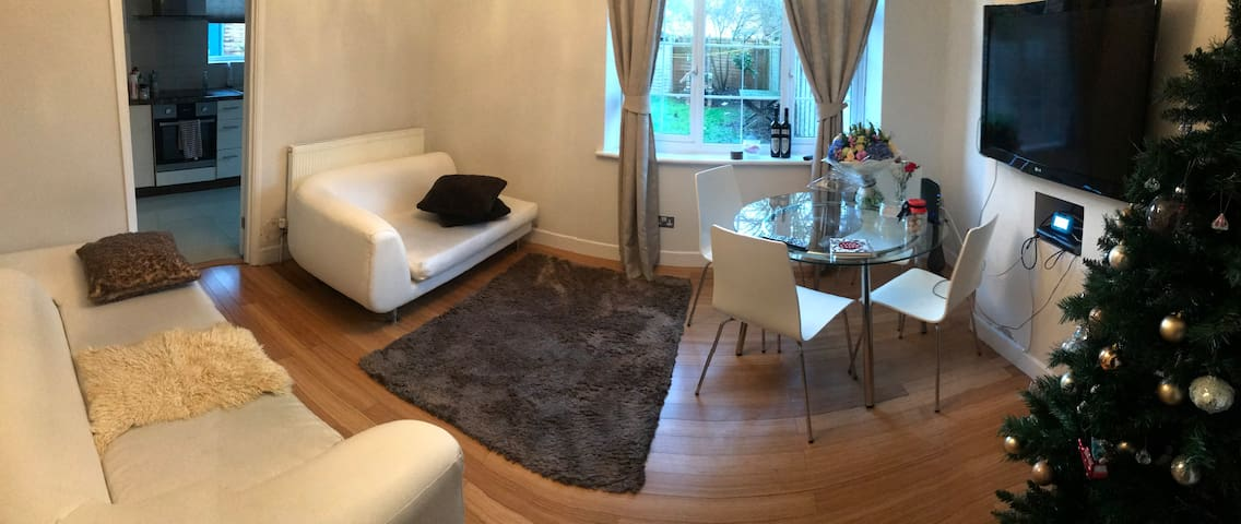Beautiful room in a lovely home