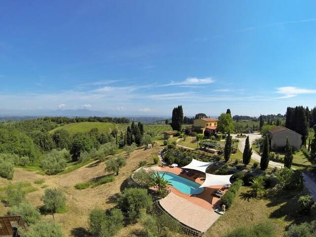 Casciana Terme Lari的民宿