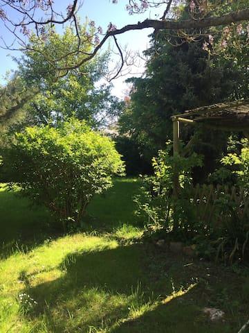 Châtillon-en-Dunois的民宿