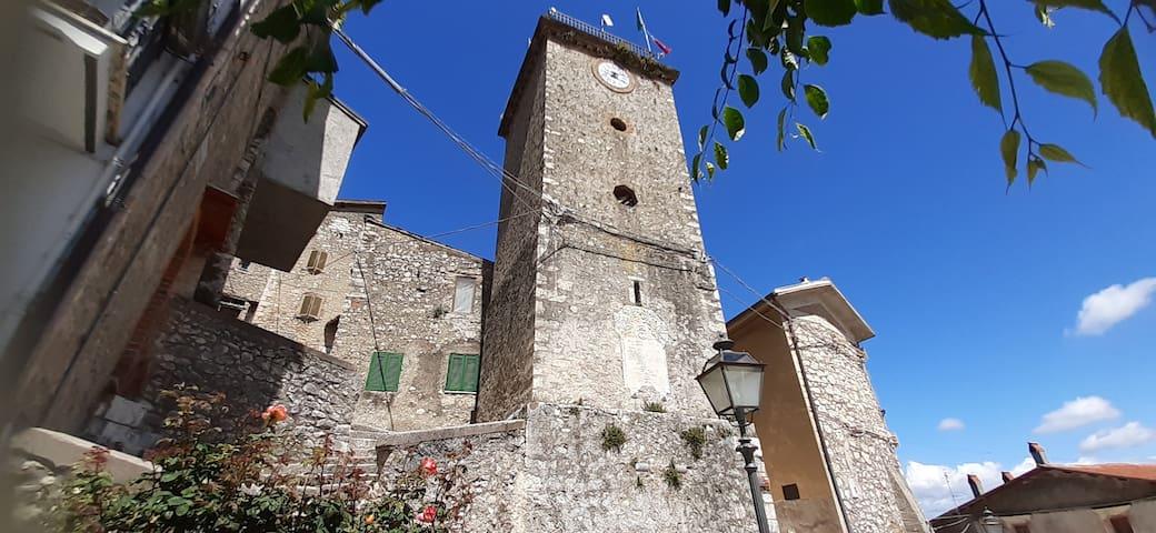 Rocca di Botte的民宿